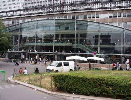 Gare de Montparnasse | Hôtel 15 Montparnasse