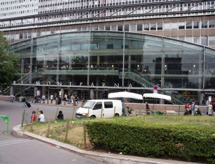 Stazione di Montparnasse