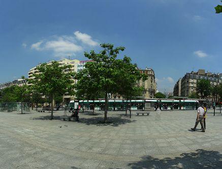 Porte de Versailles | Hôtel 15 Montparnasse